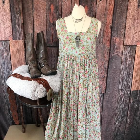 a1a0446c16 Vintage 80s Dress Indian Cotton Gauze Sita Sheer. M 5abc5011c9fcdf1be9e90690